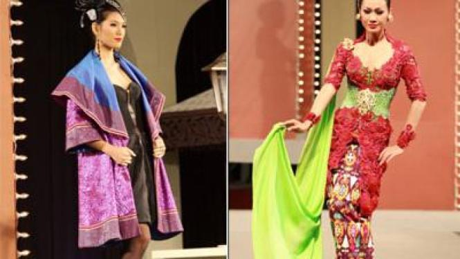 Fashion Show Tenun