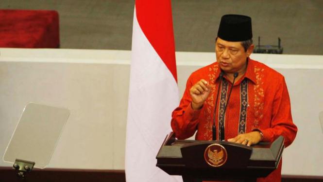 Pidato SBY tentang Hubungan Indonesia - Malaysia