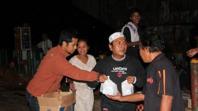 Sahur On The Road Forum Berbagi Jakarta