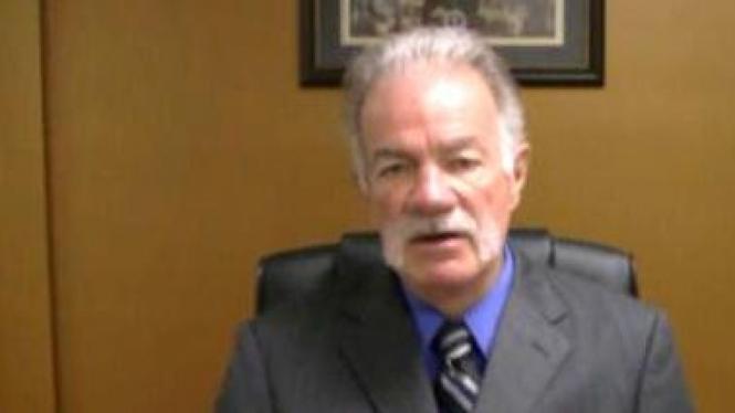 Terry Jones, pendeta penghasut pembakaran Qur'an