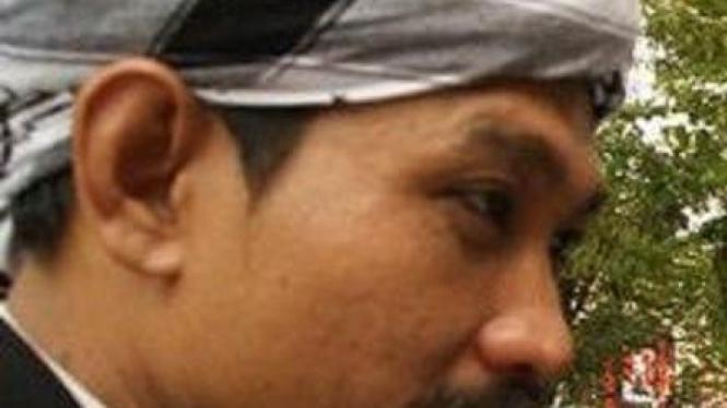 Murhali Barda, Ketua DPW FPI Bekasi