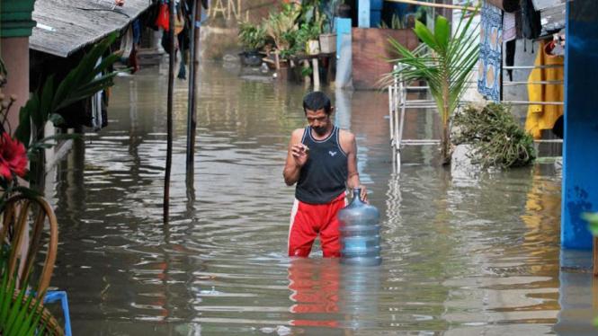 Banjir Genangi Kemang