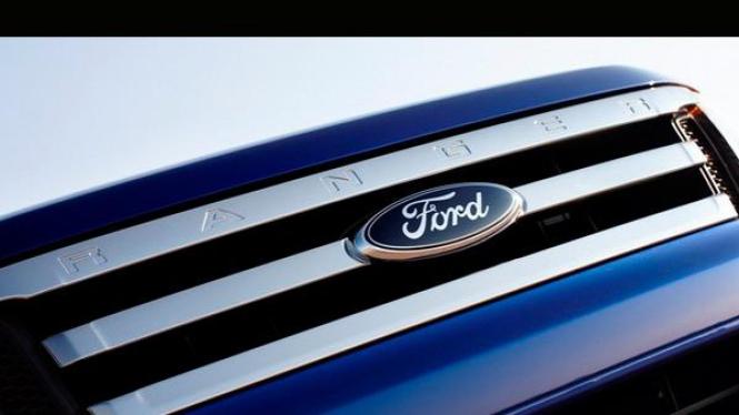 Ford Ranger baru