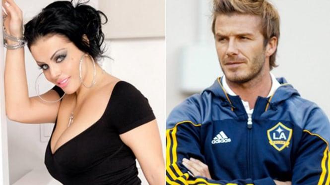 Irma Nici dan David Beckham