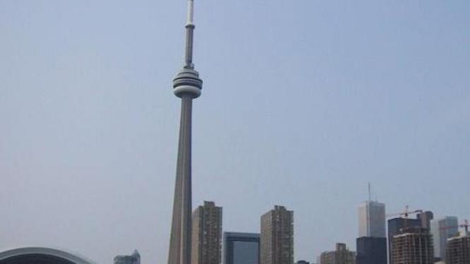 Sudut kota Toronto, Kanada