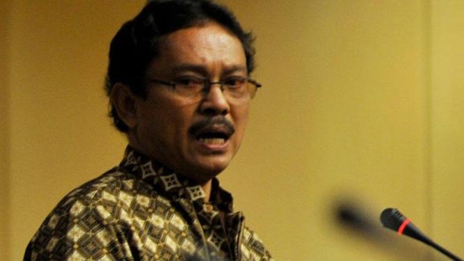 Ilham Aidit, putra tokoh Partai Komunis Indonesia (PKI) DN Aidit