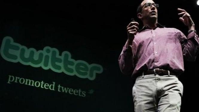 Dick Costolo, CEO Twitter yang baru
