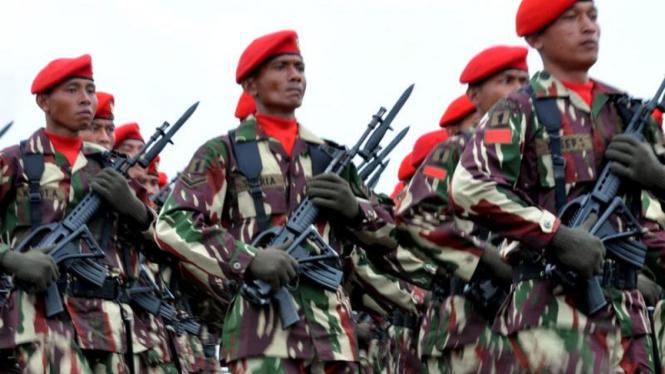 Pasukan TNI