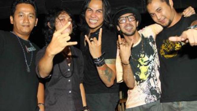 Band Rocker Kasarunk