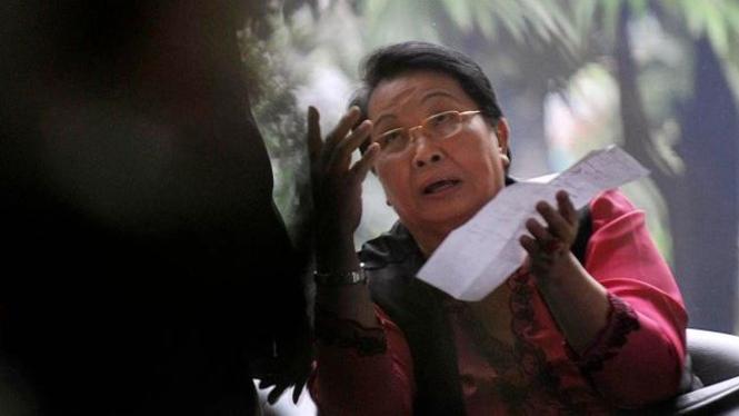 Mantan Anggota DPR dari Fraksi PDIP Ni Luh Mariani Tirtasari diperiksa KPK