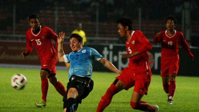 Uruguay Lawan Indonesia