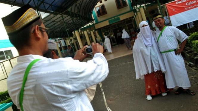 Jemaah Haji 2010