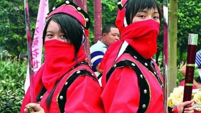 Gadis -gadis Kung fu