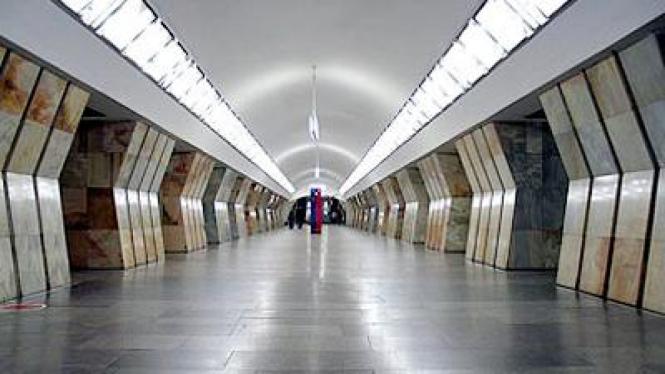 Terowongan Medvedkovo - Novoyasenevskaya (Line 6), Moskow