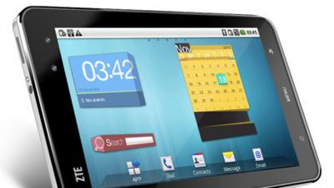 ZTE Light, tablet PC Android 7 inci
