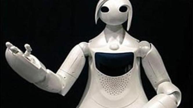Robot untuk membantu pasien stroke