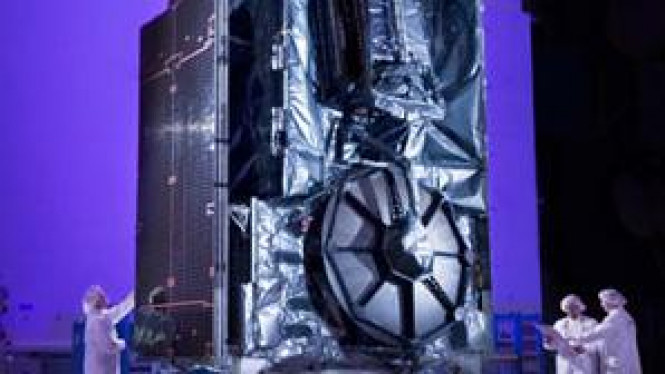 LightSquared SkyTerra 1, satelit 4G-LTE pertama