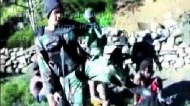 Video penyiksaan warga Papua Barat