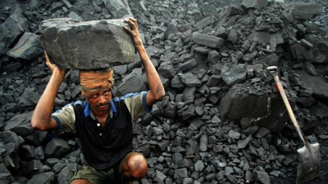 Batubara Di India