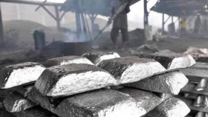 Aluminium batangan