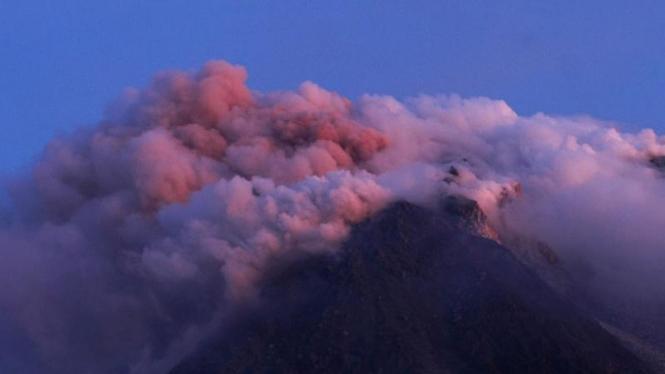 Letusan Gunung Merapi 2010