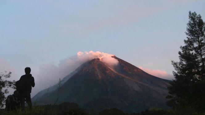 Letusan Gunung Merapi tahun 2010