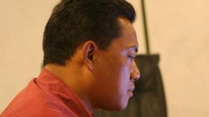 Wartawan VIVAnews, Yuniawan Nugroho