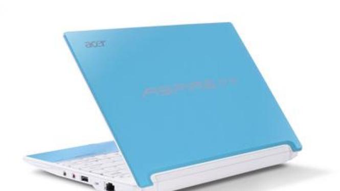 Acer Aspire One Happy, netbook untuk generasi muda
