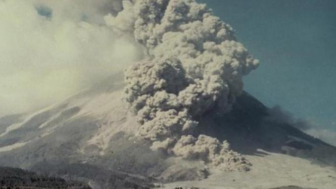 Letusan Gunung Merapi tahun 1984