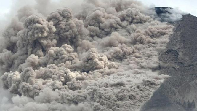 Letusan Gunung Merapi tahun 2006