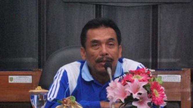 Wali Kota Madiun Bambang Irianto.