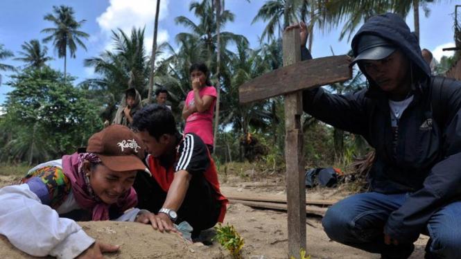 Tsunami Mentawai