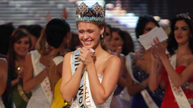 Miss Amerika Serikat Alexandria Mills