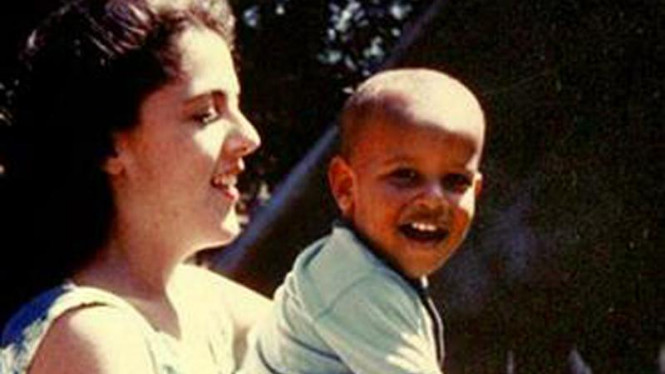 Masa kecil Barack Obama