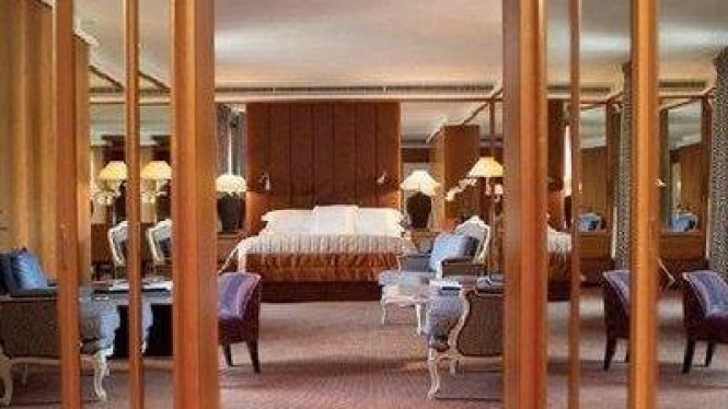 Royal Armleder Suite, Le Richemond Genewa