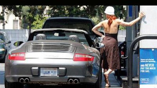 Porsche 911 Carrera 2 S milik Kate Walsh
