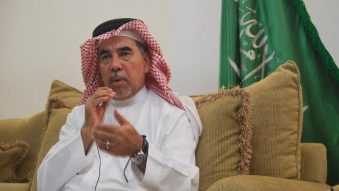 Dubes Arab Saudi, Abdurrahman Mohammad Amin al-Khayyat