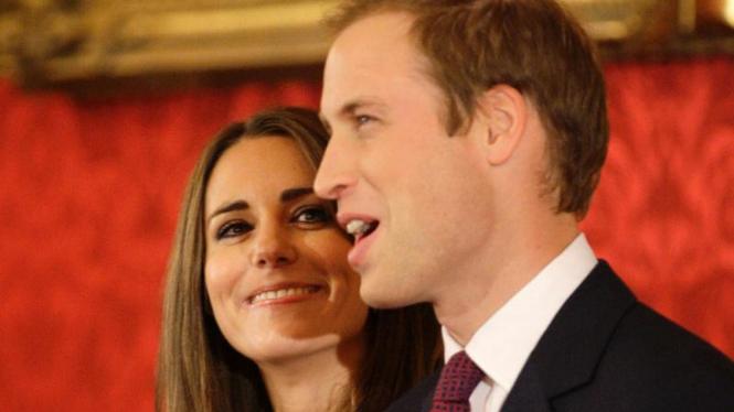 Pangeran William dan Kate Middleton
