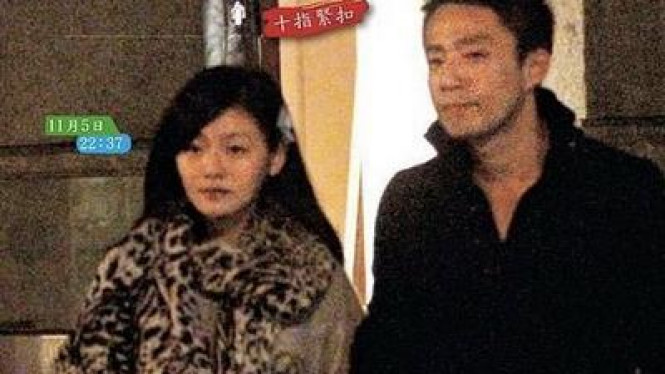 Barbie Hsu & Wang Xiao Fei
