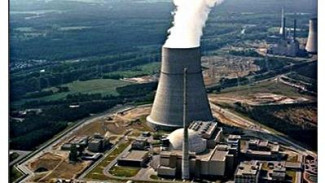 Reaktor nuklir Bushehr Iran.