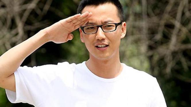 Kim Nam Gil, salah satu aktor Korea Selatan yang terkena wajib militer
