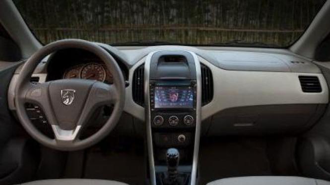 Interior mobil murah Baojun 603