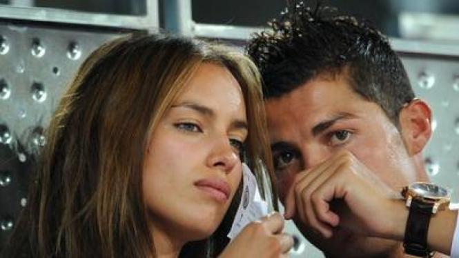 Ronaldo & Irina Shayk