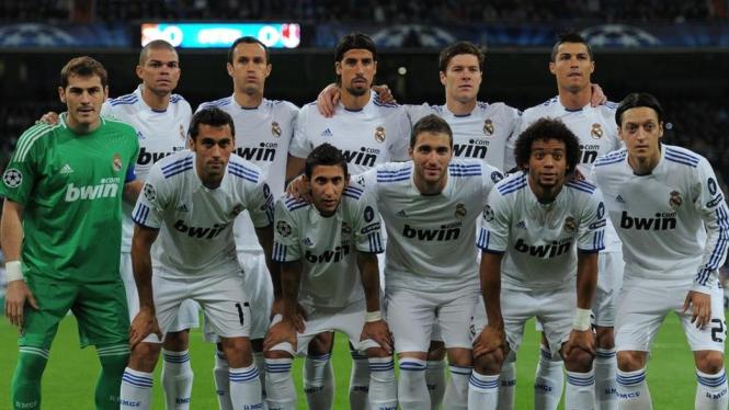 Real Madrid 2010/2011