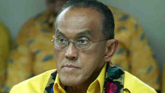 Aburizal Bakrie di Lombok