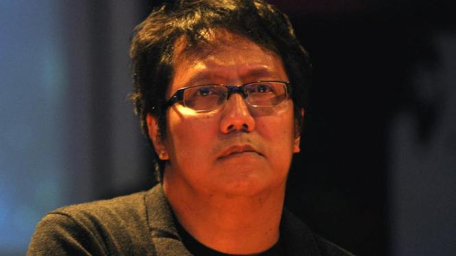 konferensi pers Musikal Laskar Pelangi