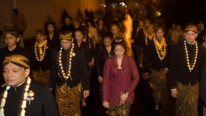 Kirab Suro Mangkunegaran