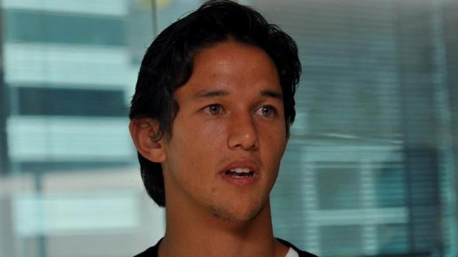 Striker timnas Indonesia, Irfan Haarys Bachdim