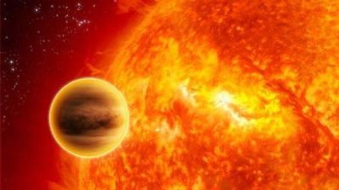 WASP-12b, planet penuh karbon, berlian, grafit dan gas metana