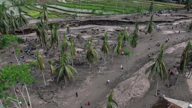 Banjir lahar dingin Merapi